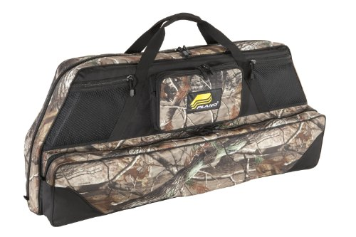 Plano 93375 Soft Sided Bow Case (Realtree AP/Black) - Plano Bow And Arrow