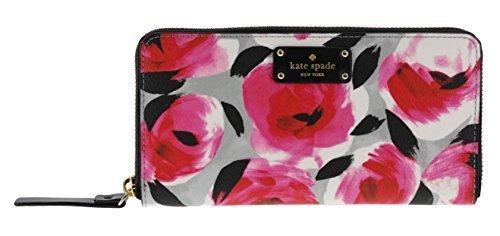 Kate Spade New York Womens Grove Street Neda Leather Wallet