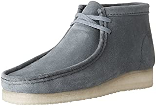 CLARKS Men's Wallabee Boot Slate Blue Suede Boot (B01MT7UUHR) | Amazon price tracker / tracking, Amazon price history charts, Amazon price watches, Amazon price drop alerts