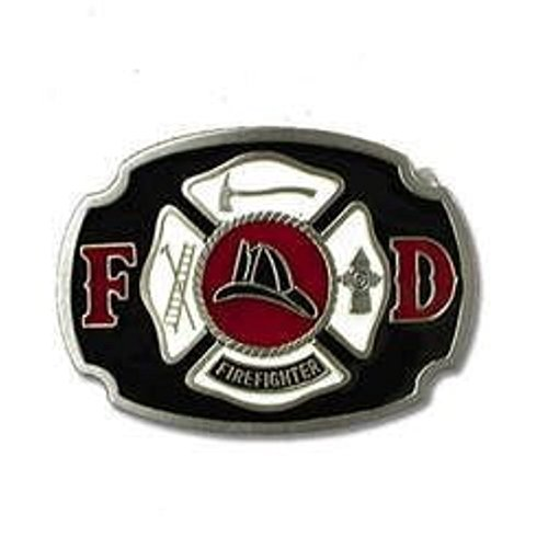 Great American Products Firefighter Belt Buckle (Firefighter Belt Buckle)