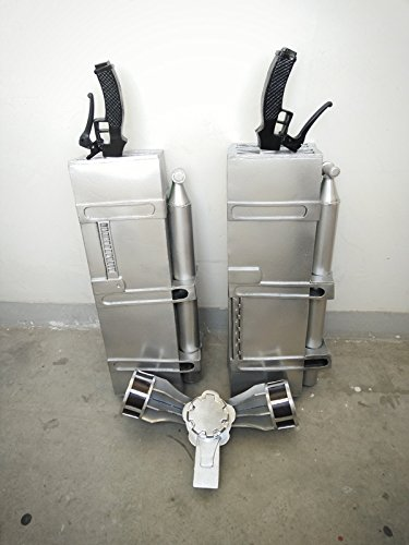 COSPLAY 進撃の巨人  立体機動装置 双剣 2点セット コスプレ道具