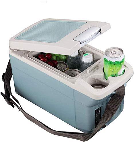 Dljyy Aislamiento Coche Refrigerador portátil Mini refrigerador de ...