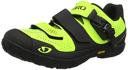 Giro Terraduro MTB Shoes Lime/Black 44
