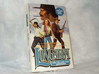 book cover of Longarm and the Lone Star Showdown