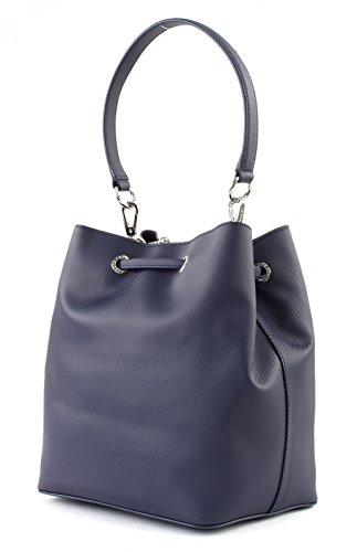 LACOSTE Daily Classic Bucket Bag Peacoat