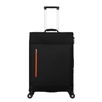 Maletín trolley Equipaje de mano 24 pulgadas Maleta con ruedas 4 ruedas viaje de negocios viaje