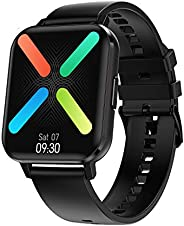 Smart Watch for Android Phone and iOS Phones for Men Women, Fitness Tracker with Heart Rate Monitor and Sleep