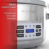 BLACK+DECKER SCD7007SSD 7-Quart Digital Slow Cooker