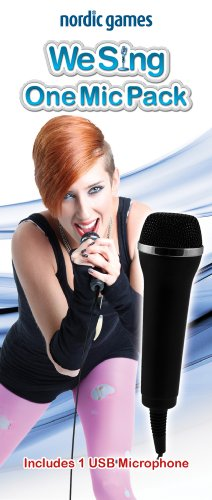 We Sing: Microphone Pack - 1 Microphone - Nintendo Wii