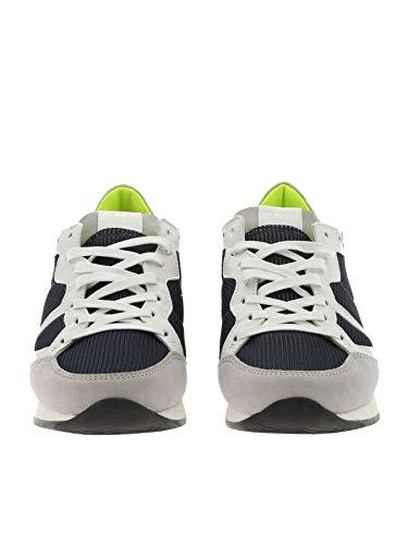 Sneakers Model Philippe Uomo Pelle Mnlunf06 Multicolor 8UTTxZw