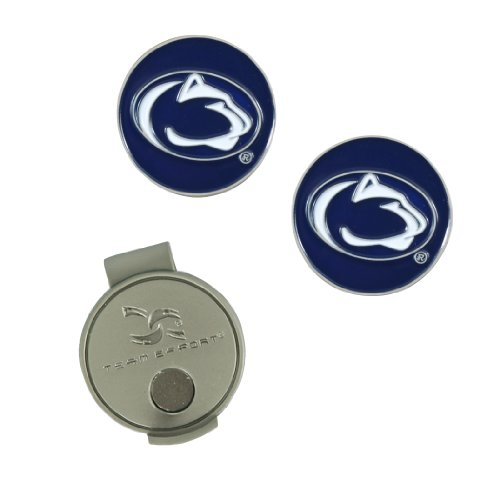 Team Effort Penn State Nittany Lions Hat Clip & 2 Ball Markers