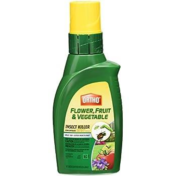 Ortho 0331320 Flower Fruit And Vegetable Insect Killer 32 Ounce Garden