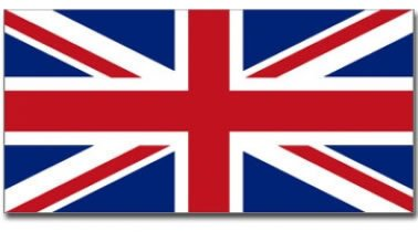 Giant British Union Jack Flag
