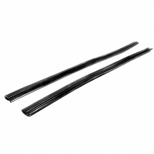 Metro Moulded Parts VS 3 Rear Side Roll-Up Window Seal for 2-Door Hardtop and Convertible ()
