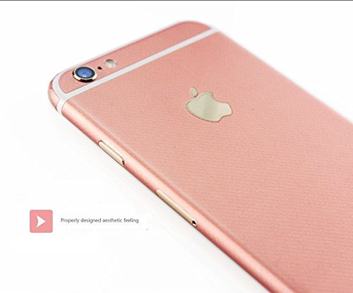 Supstar Mobile Skin Sticker for Apple iPhone 6 (Rose Gold)  Amazon.in   Electronics 2d07a3ff471b