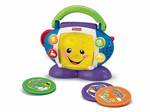 fisher price p2672 0 mon premier lecteur cd le magasin de jouets. Black Bedroom Furniture Sets. Home Design Ideas