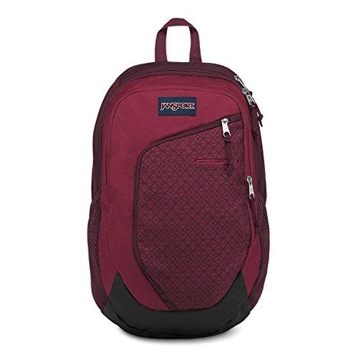 JanSport Interface Laptop Backpack - Geo Block Print