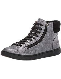 Women's W Olive Glitter Sneaker