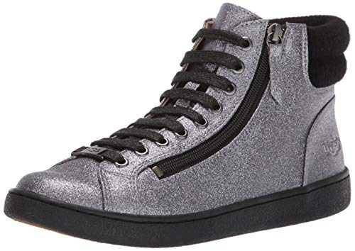 UGG Women's W Olive Glitter Sneaker, Gunmetal, 9.5 for sale  Delivered anywhere in USA