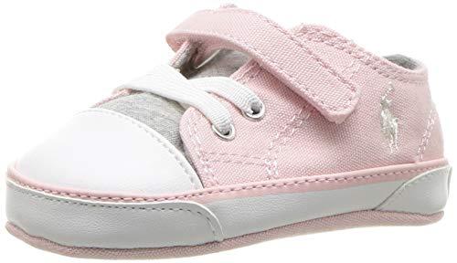 Pictures of POLO RALPH LAUREN Kids Girls' Koni Crib RL100267L Light Pink 1