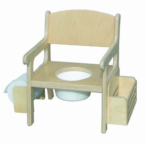 Little Colorado Lavender Potty Chair with Accessories