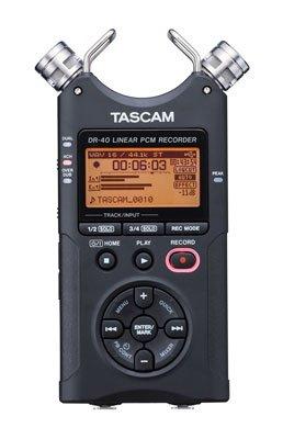 TASCAM 24bit/96kHz対応リニアPCMレコーダー DR-40VERSION2   B005NACC6M