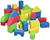 Edushape Educolor Building Blocks, 60 Piece