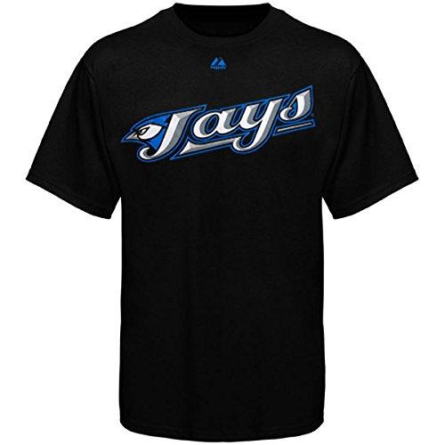 海外ブランド  マジェスティックToronto Blue Jays Youth Blue Medium半袖2ボタンシャツ – Youth ブラック ブラック B01DCM11FU, 車止め専門店りょう石@駐車場用品:1b93f838 --- a0267596.xsph.ru