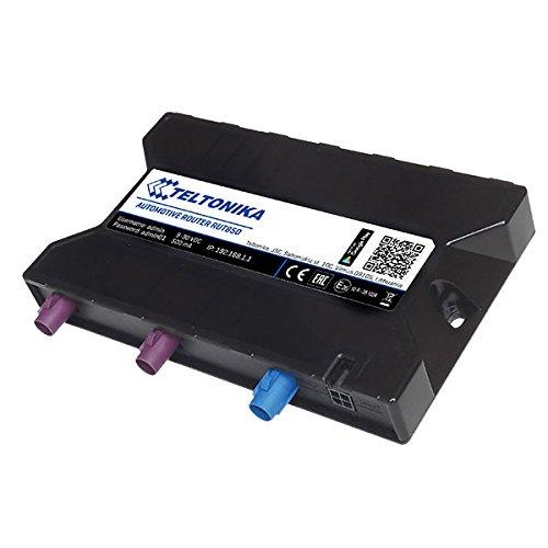 Teltonika rut850 – 3 G, 4 G LTE、GSM WifiのMiFi Vehicles。Works With AtT、T - Mobile、Viaaおよび国際GSM B076H3XRXN