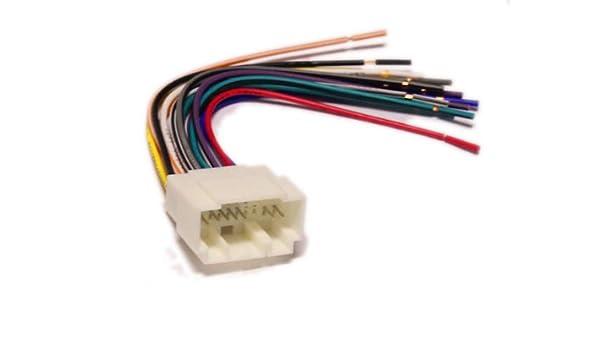 amazon com stereo wire harness honda s2000 05 06 2005 2006 (caramazon com stereo wire harness honda s2000 05 06 2005 2006 (car radio wiring installatio car electronics