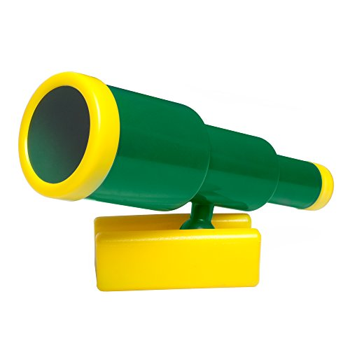 Barcaloo Kids Playground Telescope - Pirate Telescope for Swing Set or Jungle Gym ()