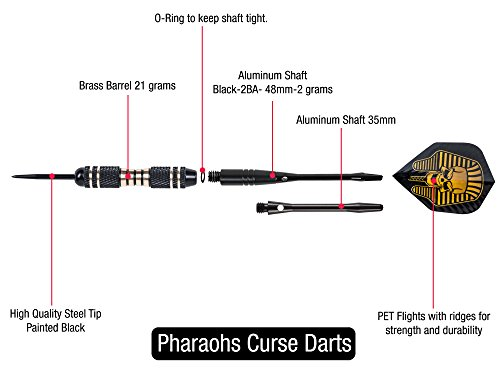 The 8 best steel tip darts set