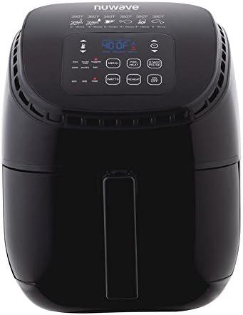 NuWave 36011 3-Qt. Brio Air Fryer, Black