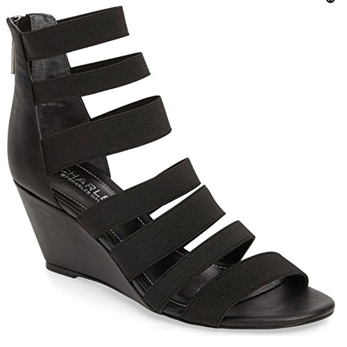 Charles by Charles David Women's Hamburg Black Sandal