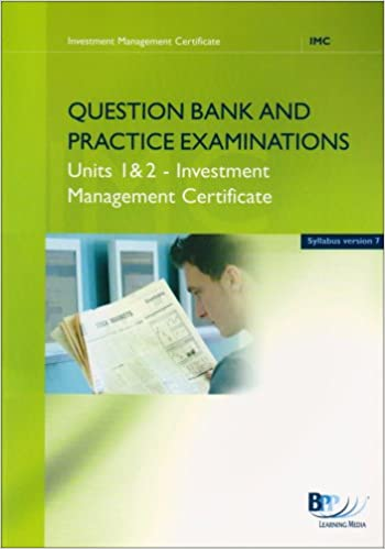 Imc full imc units 1 and 2 question bank and practice imc full imc units 1 and 2 question bank and practice examinations question bank practice exams amazon bpp learning media 9780751755633 yadclub Image collections