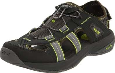 Teva Men's Churnium Water Shoe,Gunmetal,8 M US