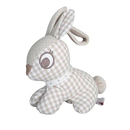 Tuc Tuc Natural - Porta chupete con forma de conejo: Amazon ...