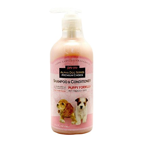 The Best Puppy Shampoo 1