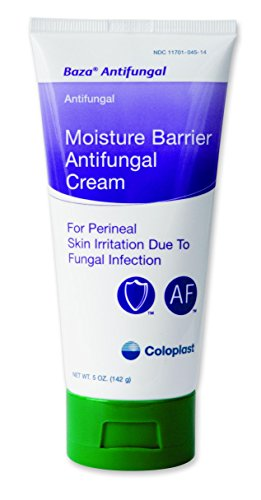 Coloplast 621607 5 oz. Baza Cream Antifungal Barrier