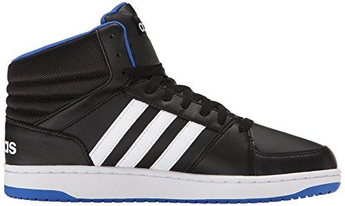 Scarpe Da Uomo Adidas Performance Vs Mid Basketball Nero / Bianco / Blu