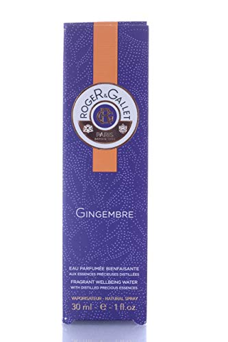 Gallet Bouquet - Fresh Fragrant Water GINGEMBRE 30ML