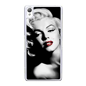 Sony Xperia Z3 Cell Phone Case White Marilyn Monroe Free ST1YL6727579