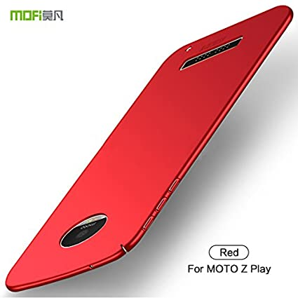 BCIT Funda Moto Z Play Moto Z Play Carcasa [Ultra-Delgado ...