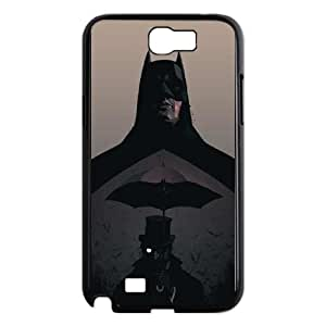 Samsung Galaxy N2 7100 Cell Phone Case Black Batman and Penguin LSO7773861