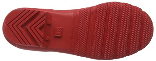 Romika Romirub Women's Red Length Boots Unlined Rot 400 Rot 10 Short Rubber rBwqFEBd