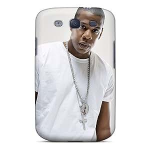 ZxY11084CyRA Jay Z Music Awesome High Quality Galaxy S3 Case Skin