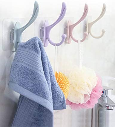 Adhesive Towel Bathroom Hanging Without product image
