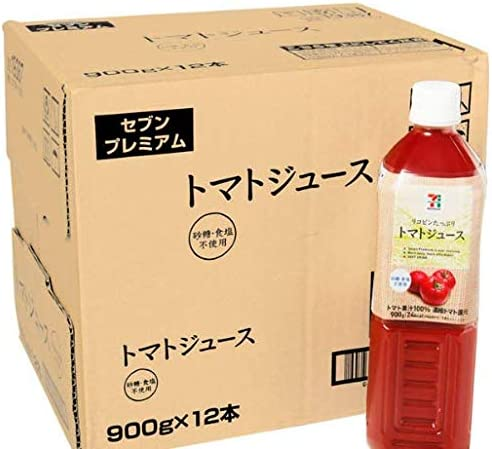 伊藤園 リコピンたっぷりトマトジュース 900g×12本