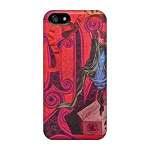 Perfect Cell-phone Hard Covers For Iphone 5/5s (kvC8905DuEF) Provide Private Custom High-definition Grateful Dead Band Pattern