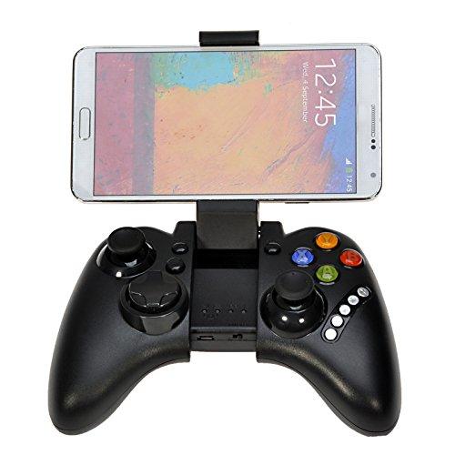 KINGEAR PDK0012 New Bluetooth Controller Ipega PG-9021 Wireless Gamepad Joystick For PC iPad iPhone Samsung Android iOS (Mfi Transmission Manual)